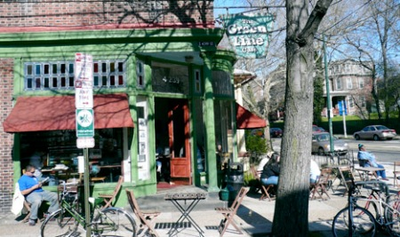 Green LineCafe