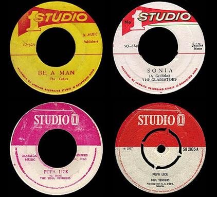 studio 1labels