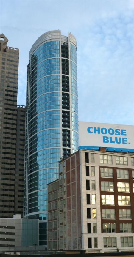 choose blue