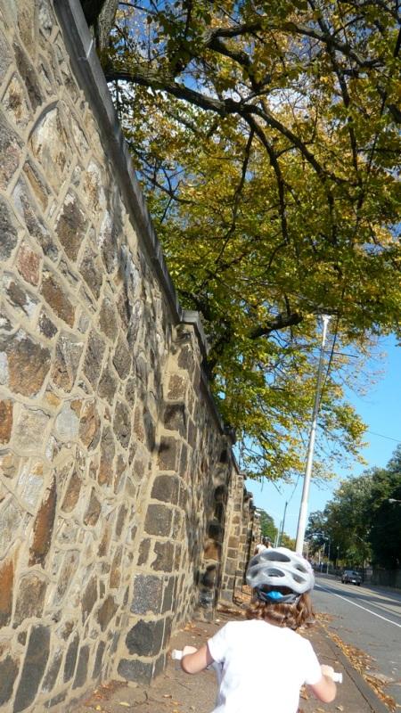 girard college wall