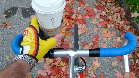 October morning ride