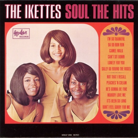 The Ikettes-SoulTheHits