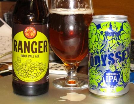Ranger & Odyssey IPAs
