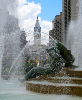 Logan fountain
