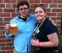 mayfest couple